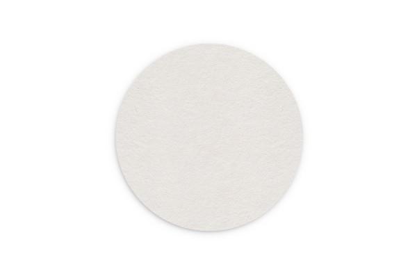 Bierdeckel blanko Kreis Ø 90 mm