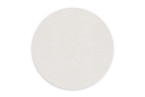 Bierdeckel blanko Kreis Ø 107 mm